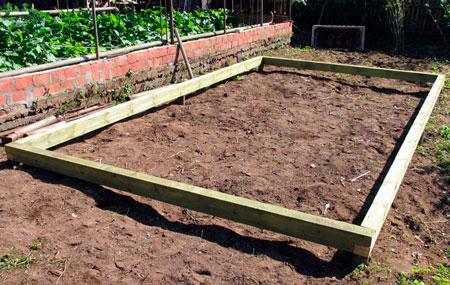 Подберите подходящую погоду для постройки фундамента