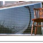 Поликарбонатный солнечный коллектор своими руками фото