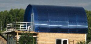 Полимерная крыша