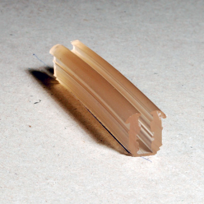 Профиль из силикона для теплицы
