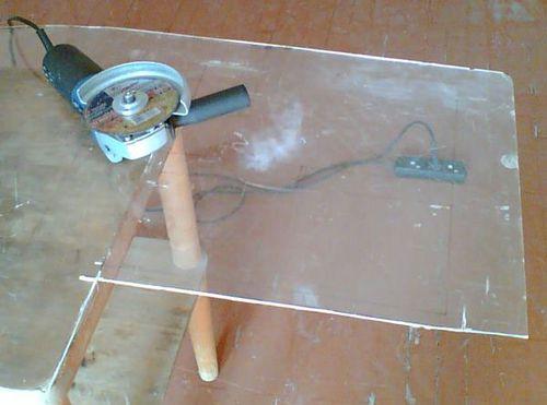 Оборудование для переработки стекла своими руками