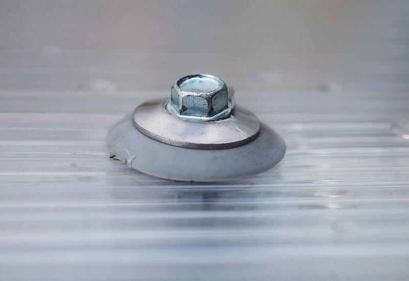 Закрепленная термическая шайба