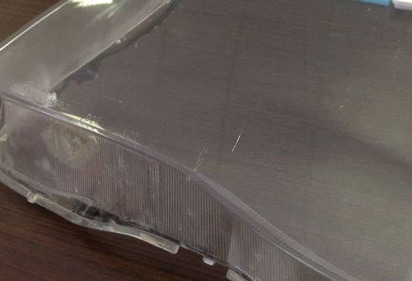 Ошибки при работе с клеем для поликарбоната
