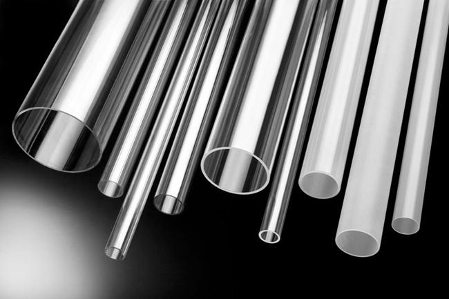 Прозрачные поликарбонатные трубы и их достоинства