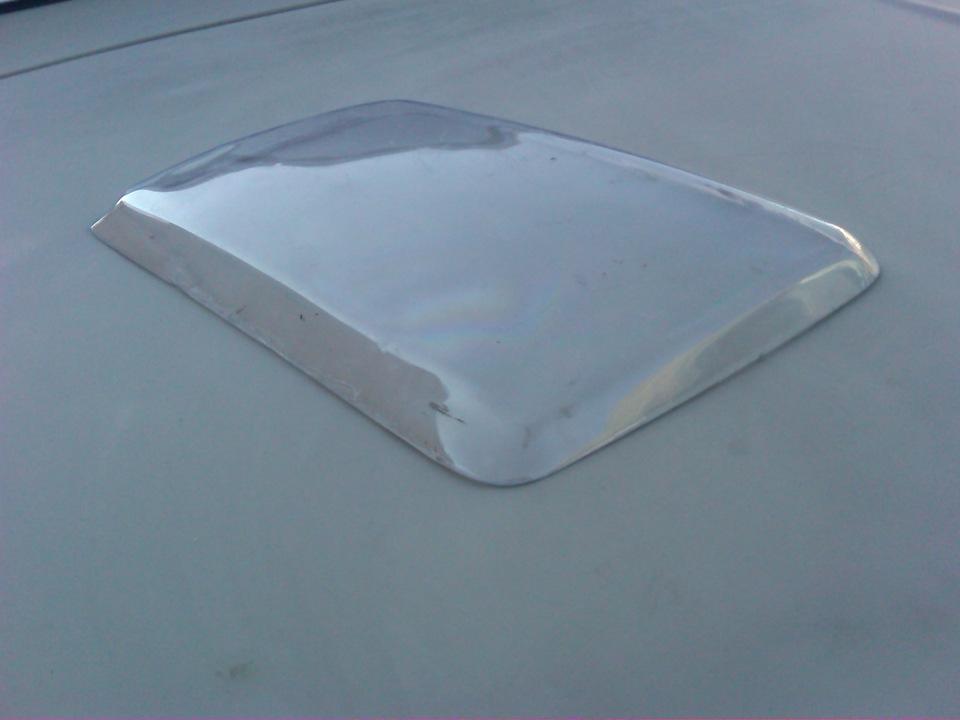 Стекло из полимера для авто