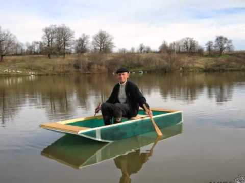 лодка из поликарбоната своими руками форум