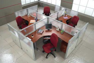 Перегородки для офиса из поликарбонатных листов