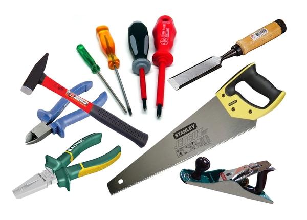 Инструменты для создания двери