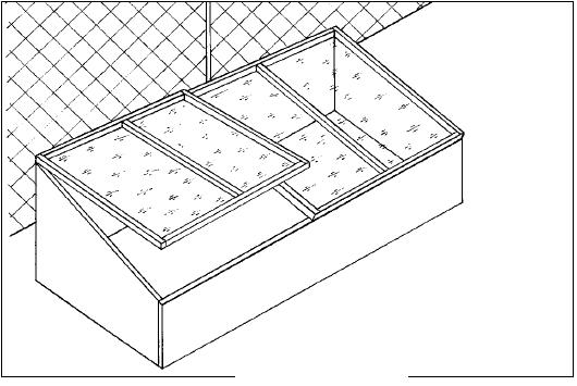 Схема простого парника