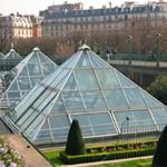 Поликарбонатная теплица Пирамида