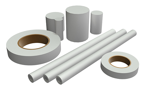 Области использования полимера