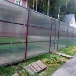 Делаем самостоятельно полимерный забор