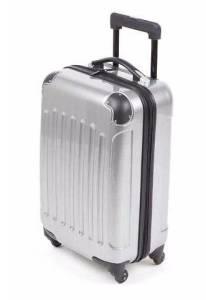 Поликарбонатный чемодан