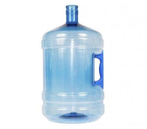 Бутыль для воды из полимера
