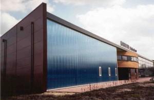Особенности поликарбонатных фасадов