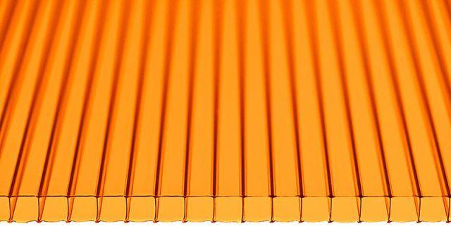 Сотовый оранжевый полимер