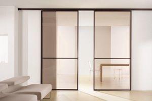 Полимерные двери
